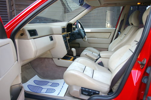 1996 Volvo 850 R 2.3 Estate Automatic (55,110 miles) SOLD (picture 4 of 6)