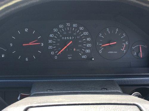 1991 VOLVO 940 GL  2.0 AUTO ESTATE  GENUINE 25,000 MILES For Sale (picture 4 of 6)