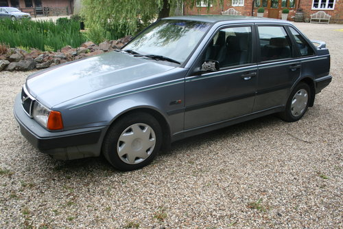 1993 rare volvo 440 xi hatch automatic barons classic auctions  For Sale (picture 3 of 6)