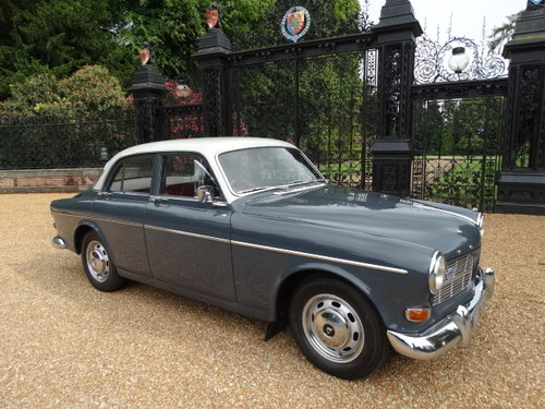 1966 VOLVO AMAZON 122S ONLY 18,000 SINCE NEW For Sale (picture 2 of 6)