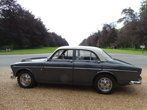 1966 VOLVO AMAZON 122S ONLY 18,000 SINCE NEW For Sale (picture 3 of 6)