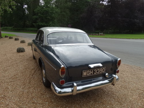 1966 VOLVO AMAZON 122S ONLY 18,000 SINCE NEW For Sale (picture 4 of 6)