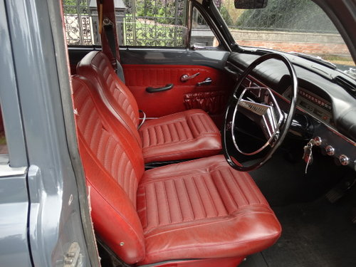 1966 VOLVO AMAZON 122S ONLY 18,000 SINCE NEW For Sale (picture 5 of 6)