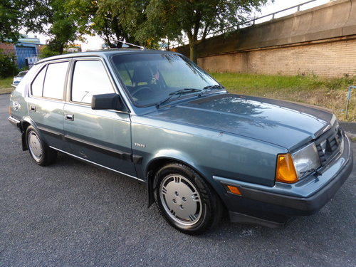 1988 VOLVO 360 GLT, 1 OWNER LAST 25 YEARS SOLD (picture 1 of 6)