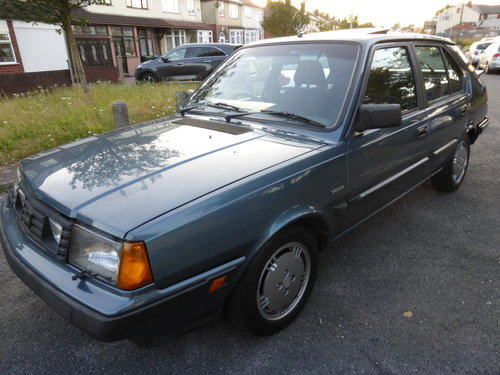 1988 VOLVO 360 GLT, 1 OWNER LAST 25 YEARS SOLD (picture 2 of 6)