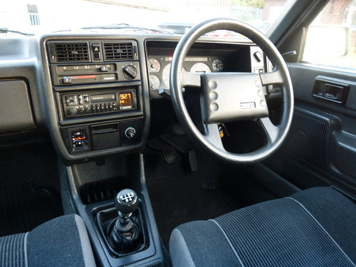 1988 VOLVO 360 GLT, 1 OWNER LAST 25 YEARS SOLD (picture 5 of 6)