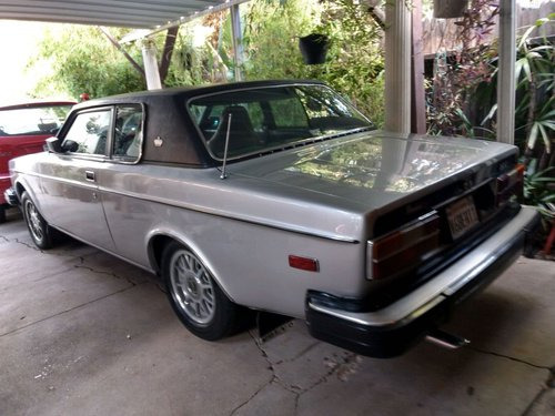 1978 Volvo 262 coupe For Sale (picture 1 of 6)