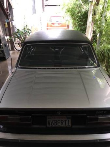 1978 Volvo 262 coupe For Sale (picture 4 of 6)