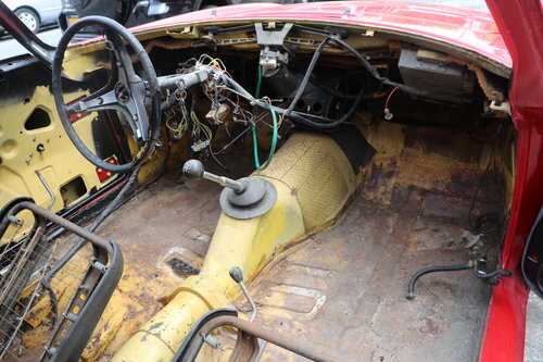1972 Volvo P1800 ES  For Sale (picture 5 of 6)