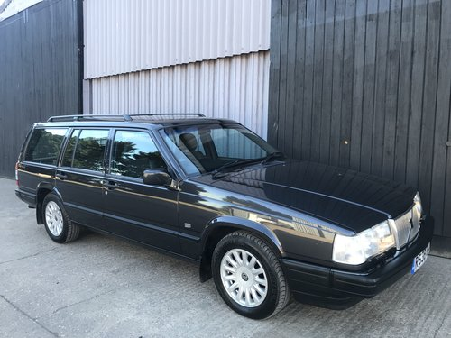 1997 Volvo 940 se auto 2.3 turbo 99k *16 service stamps** SOLD (picture 2 of 6)