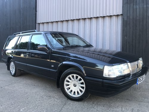 1997 Volvo 940 se auto 2.3 turbo 99k *16 service stamps** SOLD (picture 4 of 6)