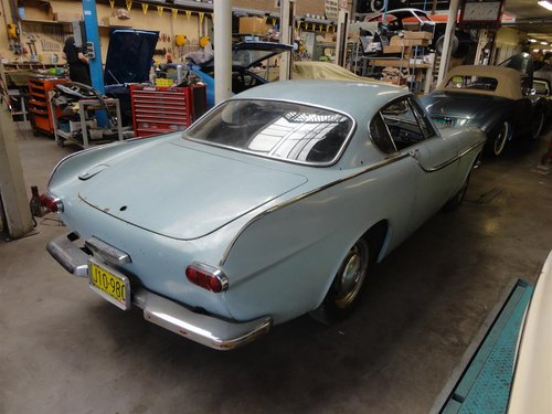 Nice blue 1965 Volvo P1800 S coupé for sale For Sale (picture 2 of 6)