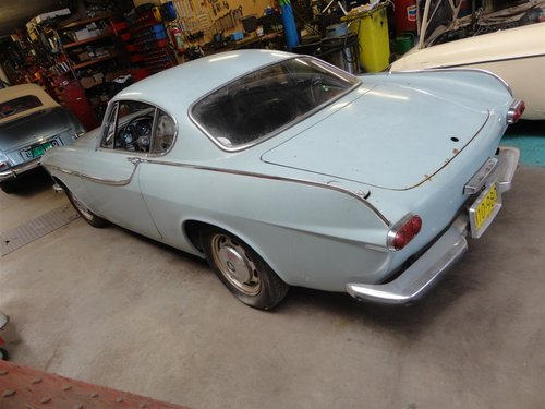 Nice blue 1965 Volvo P1800 S coupé for sale For Sale (picture 3 of 6)