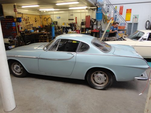 Nice blue 1965 Volvo P1800 S coupé for sale For Sale (picture 6 of 6)