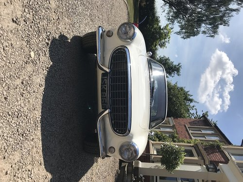 1962 Volvo P1800 Jensen Car ( The saint ) For Sale (picture 2 of 5)