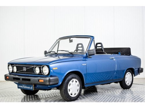1980 Volvo 66 GL 1300 Convertible For Sale (picture 1 of 6)