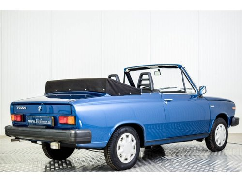 1980 Volvo 66 GL 1300 Convertible For Sale (picture 2 of 6)