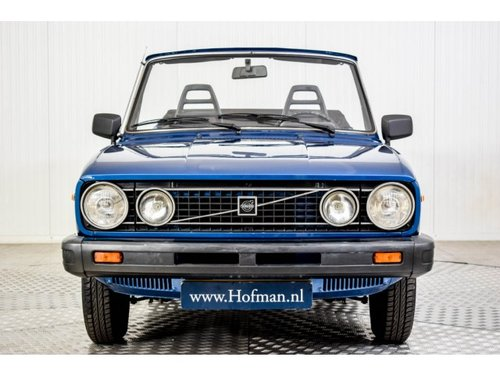 1980 Volvo 66 GL 1300 Convertible For Sale (picture 3 of 6)