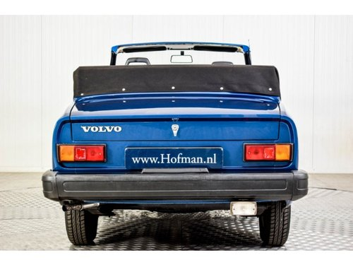 1980 Volvo 66 GL 1300 Convertible For Sale (picture 4 of 6)