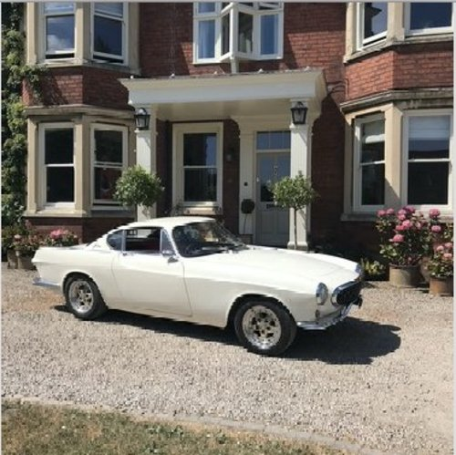 1962 Volvo P1800 Jensen Car ( The saint ) For Sale (picture 1 of 5)