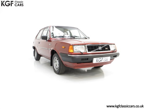 1982 An Astonishing Volvo 343 GL with Just 5,302 Miles from New SOLD (picture 1 of 6)