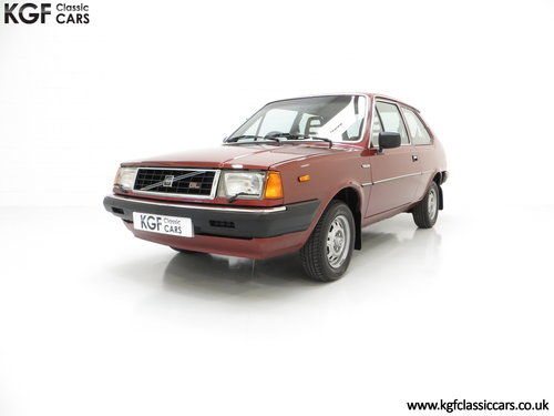 1982 An Astonishing Volvo 343 GL with Just 5,302 Miles from New SOLD (picture 2 of 6)