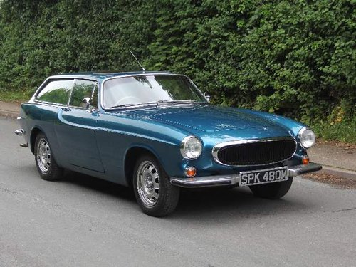 1973 Volvo P1800 ES SOLD (picture 1 of 6)