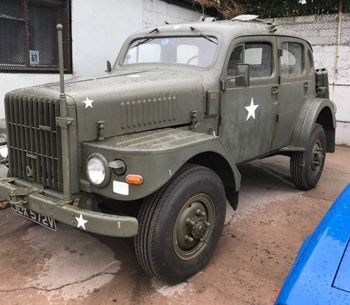 1957 Volvo Tp21 Radio Command Car Sold Car And Classic