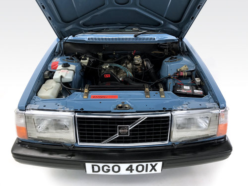 1981 Volvo 240 DL 55,600 DEPOSIT TAKEN! SOLD (picture 4 of 6)
