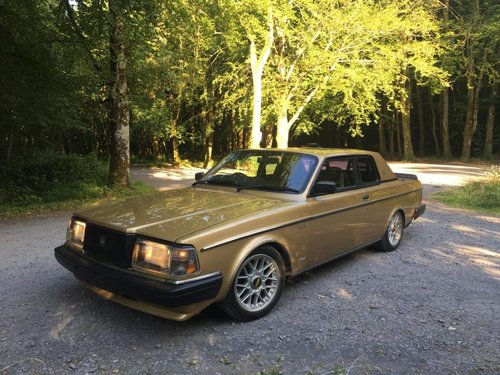 1980 Volvo 262 coupe For Sale (picture 1 of 6)