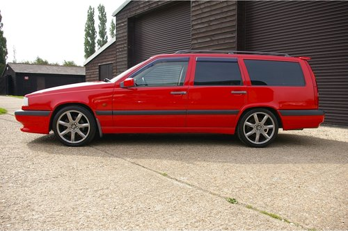 1996 Volvo 850 R 2.3 Estate Automatic (64,574 miles) SOLD (picture 1 of 6)