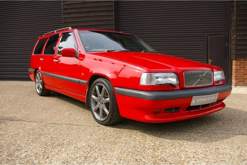 1996 Volvo 850 R 2.3 Estate Automatic (64,574 miles) SOLD (picture 2 of 6)