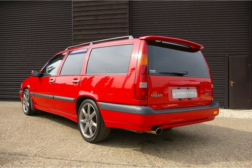 1996 Volvo 850 R 2.3 Estate Automatic (64,574 miles) SOLD (picture 3 of 6)