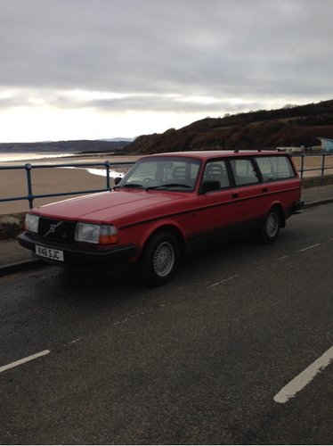 1992 Volvo 240 TORSLANDER ESTATE For Sale (picture 1 of 1)