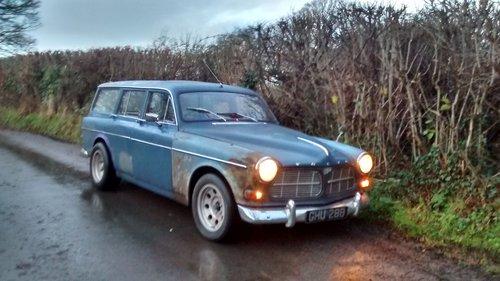 1964 Volvo Amazon Estate For Sale (picture 2 of 6)