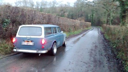 1964 Volvo Amazon Estate For Sale (picture 3 of 6)