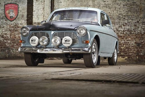 1965 Volvo 122 GT Amazon For Sale (picture 1 of 6)