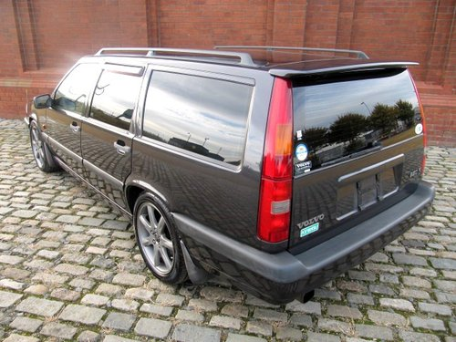1996 VOLVO 850 R ESTATE RARE MODERN CLASSIC 2.3 AUTOMATIC  For Sale (picture 2 of 6)