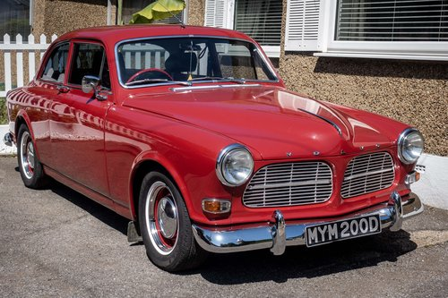 1966 Volvo Amazon 132 1996 - Great condition! For Sale (picture 1 of 6)