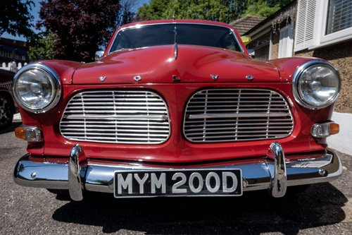1966 Volvo Amazon 132 1996 - Great condition! For Sale (picture 2 of 6)