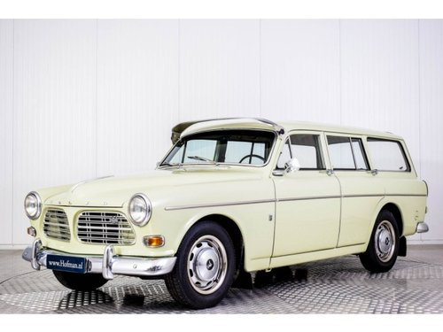 1967 Volvo Amazon Combi B18 For Sale (picture 1 of 6)