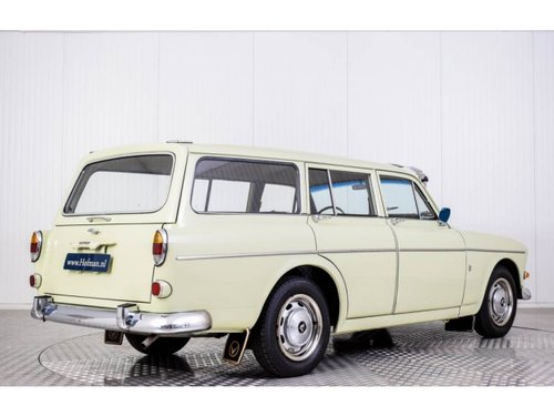 1967 Volvo Amazon Combi B18 For Sale (picture 2 of 6)