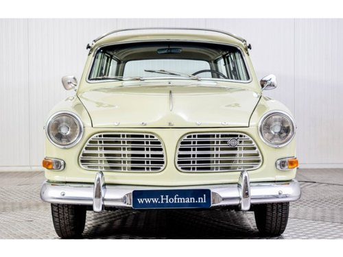 1967 Volvo Amazon Combi B18 For Sale (picture 3 of 6)