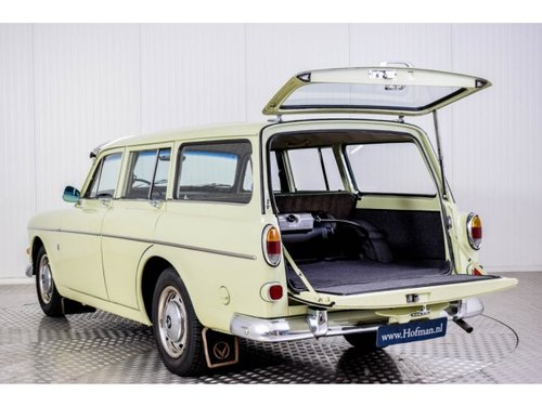 1967 Volvo Amazon Combi B18 For Sale (picture 4 of 6)