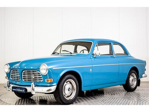 1969 Volvo Amazon B20 For Sale (picture 1 of 6)
