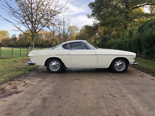 1968 Volvo P1800 S Coupe For Sale (picture 3 of 6)