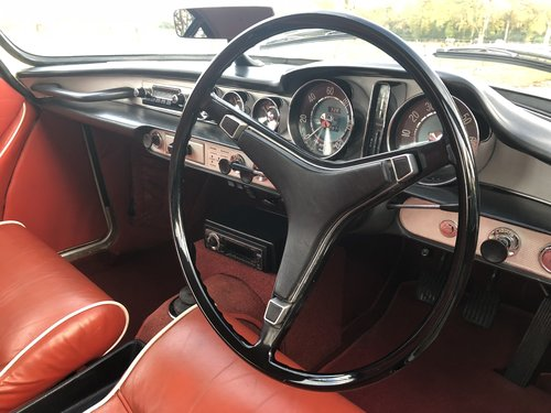 1968 Volvo P1800 S Coupe For Sale (picture 4 of 6)