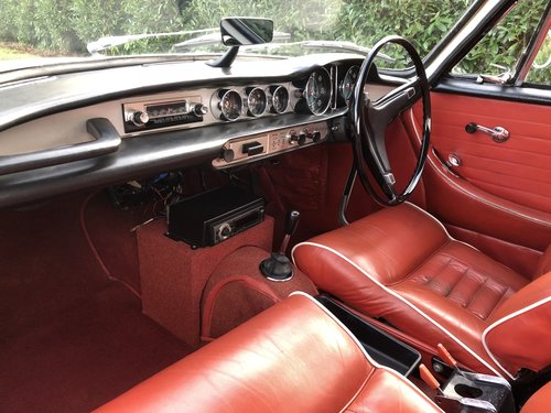 1968 Volvo P1800 S Coupe For Sale (picture 5 of 6)