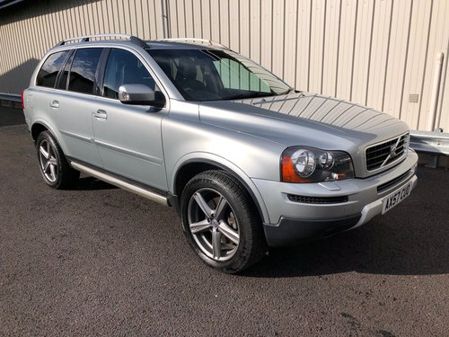 2008 57 VOLVO XC90 2.4 D5 SE SPORT AWD AUTO 185 BHP 4X4 SOLD (picture 1 of 6)