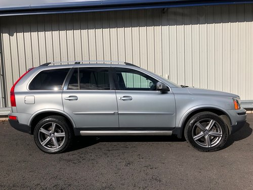 2008 57 VOLVO XC90 2.4 D5 SE SPORT AWD AUTO 185 BHP 4X4 SOLD (picture 2 of 6)